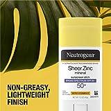 Neutrogena Sheer Zinc Oxide Dry-Touch Sunscreen