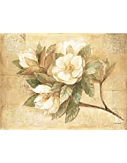 Pimpernel Sugar Magnolia Placemats - Set of 4 (Large)
