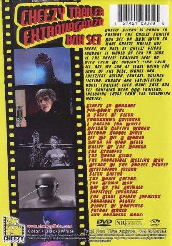 Cheezy Trailer Extravaganza Box Set