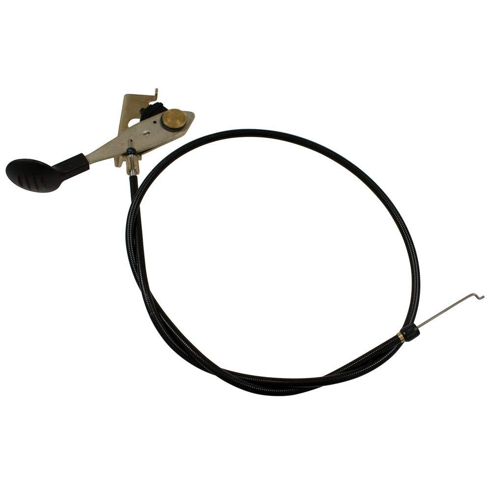 Stens 290-336 Choke Cable, Replaces Exmark 109-8165,Black