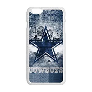 Cool Painting Cowboys star Cell Phone Case for Iphone 6 Plus