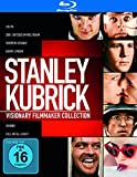 Stanley Kubrick Collection [Alemania] [Blu-ray]