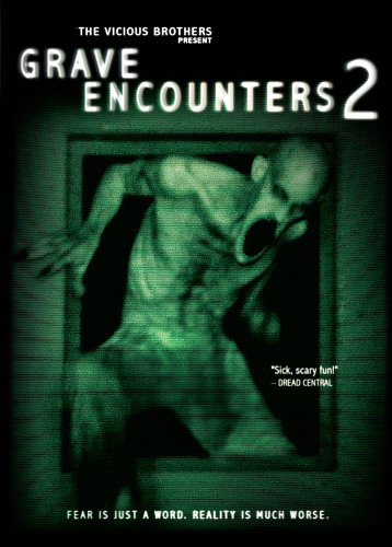 DVD : Grave Encounters 2 (Widescreen, O-Card Packaging, AC-3)