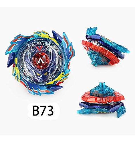H10N Bey Battle Burst God Evolution High Performance Battling Top 4-in-1 Set with 4D Launcher Stater Grip and Stadium Battle Set by H10N (Image #6)