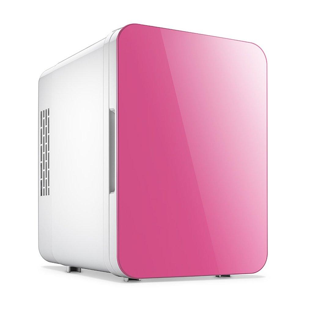 Sunjun 4L Silent Mini Kühlschrank Kühler und Wärmer ( Farbe : Grau )