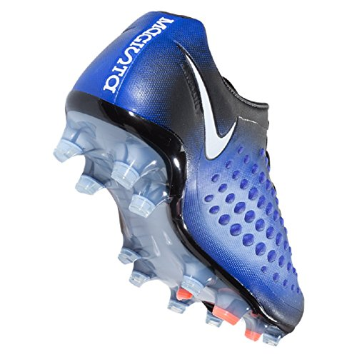 Fußballschuhe paramount 843813 Black aluminum Schwarz Blue 018 White Nike Herren AvqwUtR