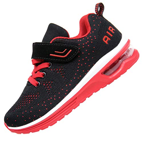 JARLIF Kids Athletic Tennis Running Shoes Breathable Sport Air Gym Jogging Sneakers Boys & Girls – DiZiSports Store