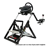Next Level Racing 638370134683 Wheel Stand Add on