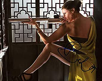 REBECCA FERGUSON (Mission Impossible - Rogue Nation) 8x10 ...