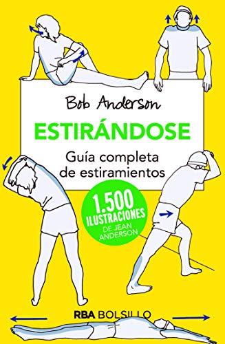 Amazon.com: Estirándose: Guía completa de estiramientos (NO ...
