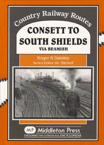 Consett to South Shields: Via (South Shields)
