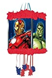 Marvel Avengers Pull String Pinjata / Pinata Party Game Toy - Fill With Sweets!