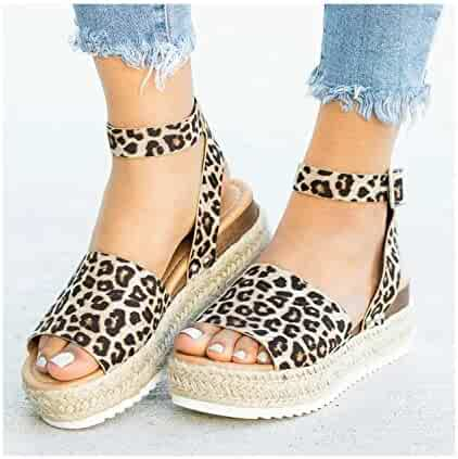 73ff269e1e4 HANBINGPO Wedges Shoes for Women Sandals Plus Size High Heels Summer Shoes  Flip Flop Chaussures Femme