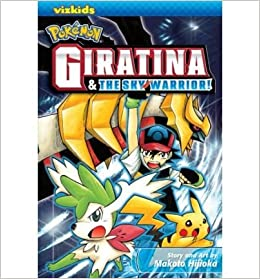 Giratina The Sky Warrior Ani Manga Pokemon Viz Paperback