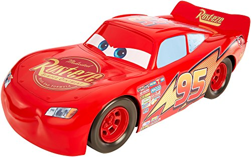 Disney/Pixar Cars 3 Lightning McQueen 20-inch Vehicle -