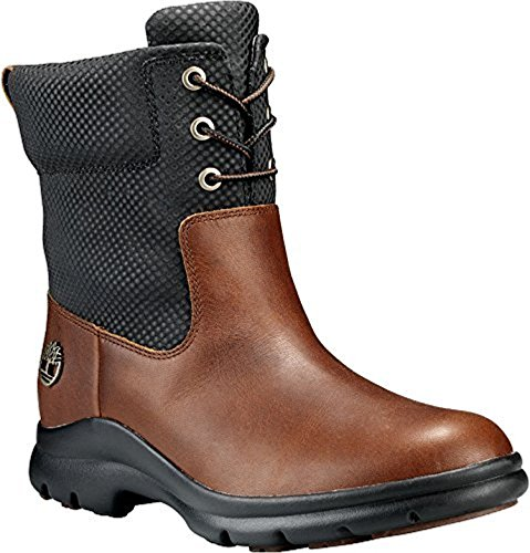 Tectuff Brown Timberland Femmes Bottes Leather Medium axqWCAzOw