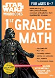 Star Wars Workbook: 1st Grade Math (Star Wars Workbooks)
