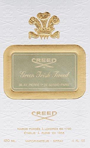 Creed Green Irish Tweed By Creed EDP Spray for Men, 4-Fluid Ounce