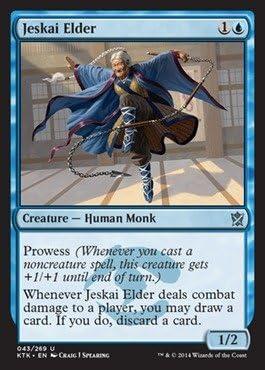Jeskai Card Sleeves Khans of Tarkir