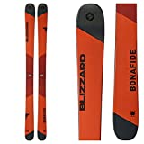 Blizzard Bonafide Skis Red Mens Sz 180cm