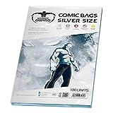 Ultimate Guard Silver Comic Bags