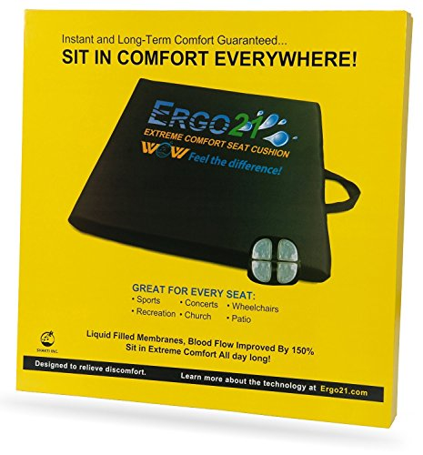 ERGO21 LiquiCell Sports Cushion Wheelchairs product image