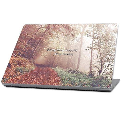 【初売り】 MightySkins Protective Protective Durableand Unique Vinyl cover Vinyl Skin for Reason) Microsoft Surface Laptop (2017) 13.3 - Happens For A Reason Tan (MISURLAP-Happens For A Reason) [並行輸入品] B078962CQY, カイフグン:d56da485 --- svecha37.ru