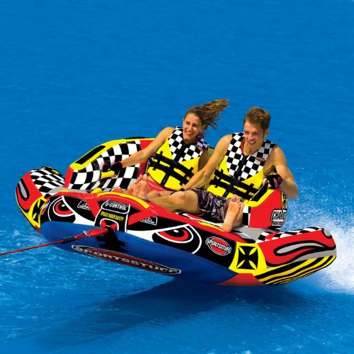 SPORTSSTUFF CHARIOT WARBIRD 2 (Covered Towable)