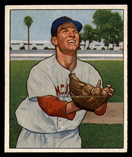 1950 Bowman #173 Lloyd Merriman Reds MLB Baseball Card (RC - Rookie Card) G Good