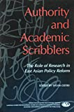 Authority and Academic Scribblers, Sylvia Ostry, 155815132X
