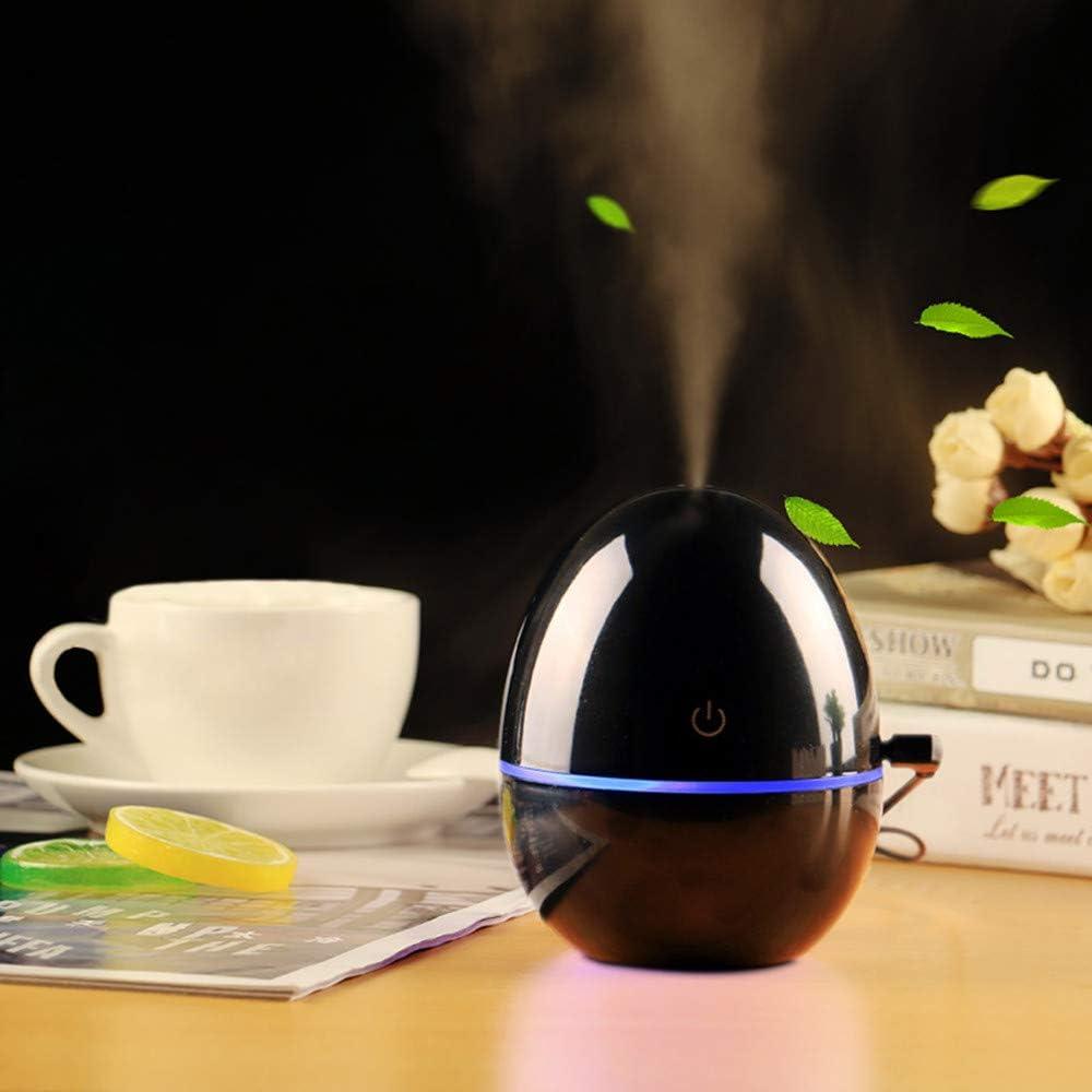 TheRang USB Humidifier Portable Mini Home Purifier Atomizer Air Purifier Diffuser White