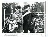 #3: MOVIE PHOTO: CROSSROADS-1985- 8 X 10 STILL-FN-DRAMA-MUSIC-RALPH MACCHIO-JOE SENECA JR FN