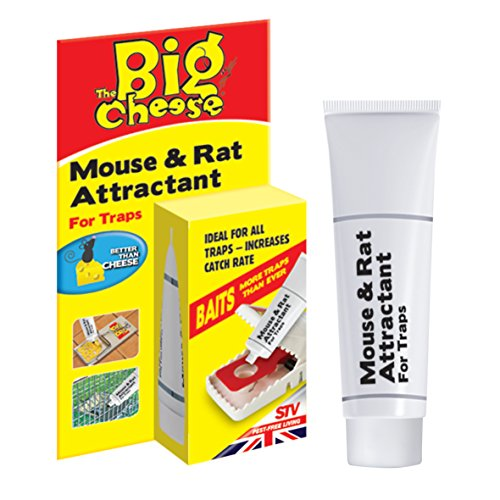 STV International The Big Cheese Mouse and Rat Attractant (Natural,...