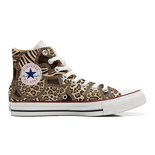 Converse producto Handmade Star Jungle All Personalizados Zapatos C6wqxZCz