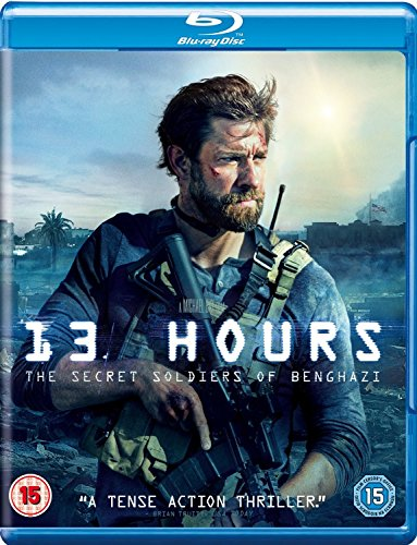 13 Hours: The Secret Soldiers of Benghazi [Blue ray]