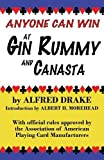 img - for Anyone Can Win at Gin Rummy and Canasta book / textbook / text book
