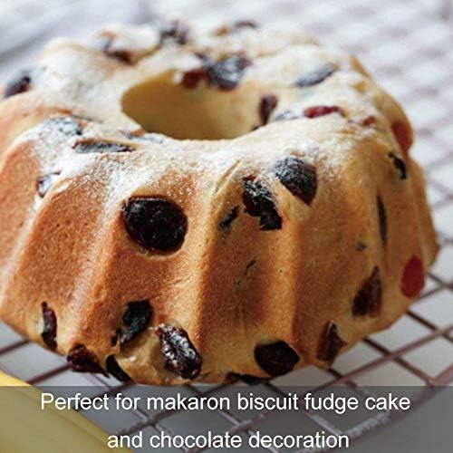 Juego de 2 moldes de silicona redondos para tartas, Capas de Pastel Moldes Redondos de Silicona Cake Pan Hornear Molde Placa de Pizza DIY Molde ...