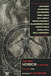 The Best Horror of the Year (Best Horror of the Year Series Book 1)