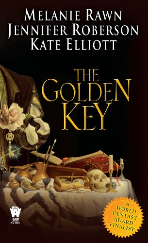 book cover of The Golden Key