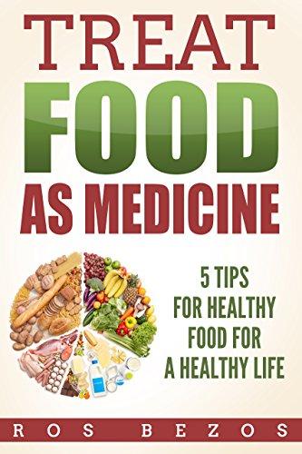 Amazon com: Treat Food as Medicine : 5 Tips for Healthy Food