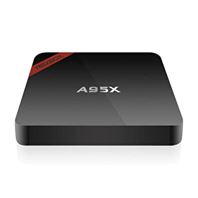 A95X Android 5.1 4K TV Box 1GB 8GB HD 3D WIFI S905W Quad Core Media 2.0GHz 64bit