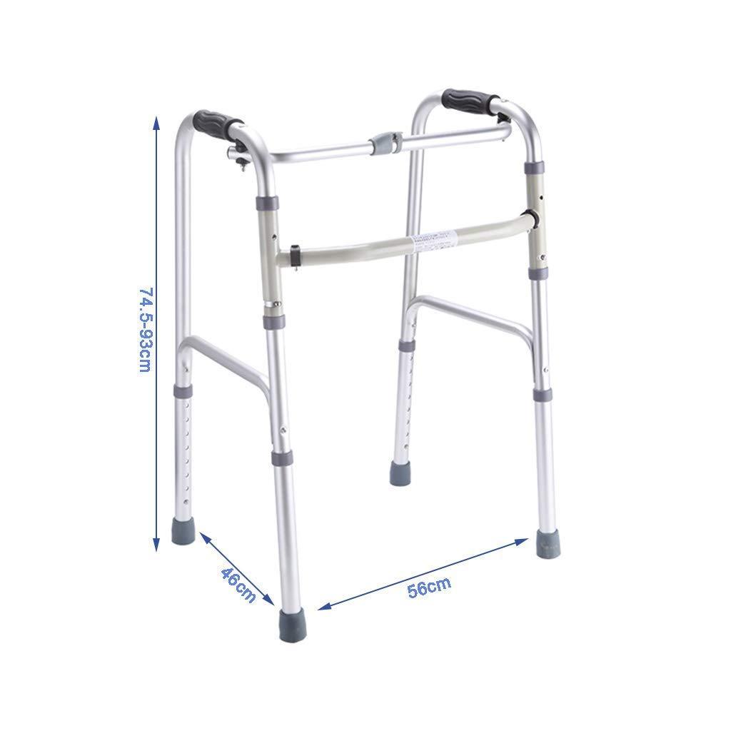 Days-Pro Andador de cuatro ruedas,Mobiclinic Andador para ...