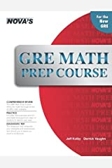 GRE Math Prep Course: 2019 Edition Kindle Edition