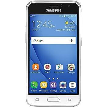 Samsung Express 3 J120a 4G LTE Unlocked GSM White