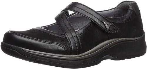 Aravon Womens Pyper Side Zip Sneaker