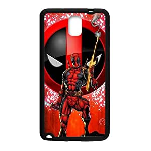 YYYT Red cloth deadpool Cell Phone Case for Samsung Galaxy Note3