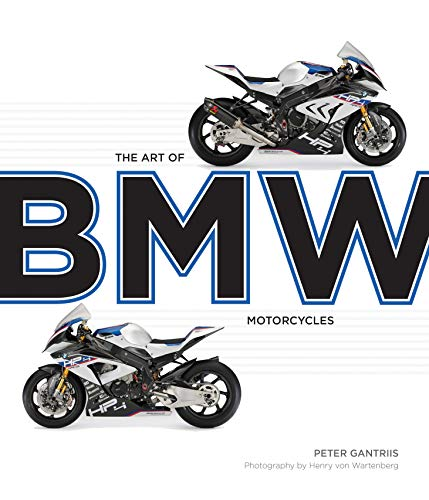 TheArt of BMW Motorcycles presents the rolling sculptures that are BMW motorcycles in studio portraits, each bike accompanied by a short history of the machine. All the classic bikes are here--pre-World War II BMWs like the R5 that defined perfor...