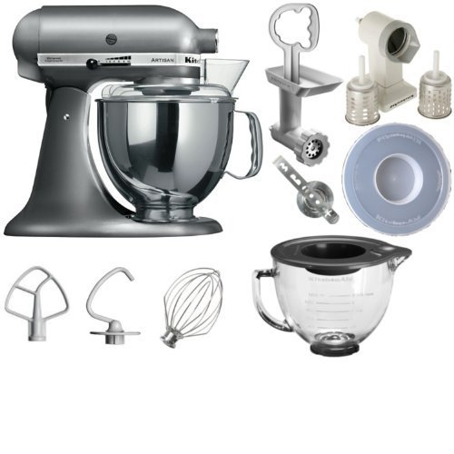 Kitchenaid artisan grau