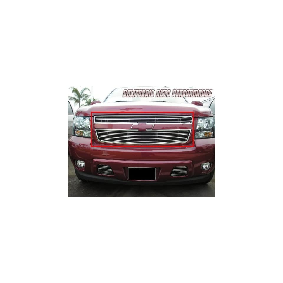 2007 2008 2009 Chevy Avalanche / Tahoe / Suburban Mirror Polished Aluminum Billet Grille