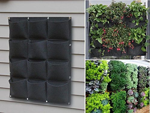Outdoor Hanging Vertical Planter Recycled product image